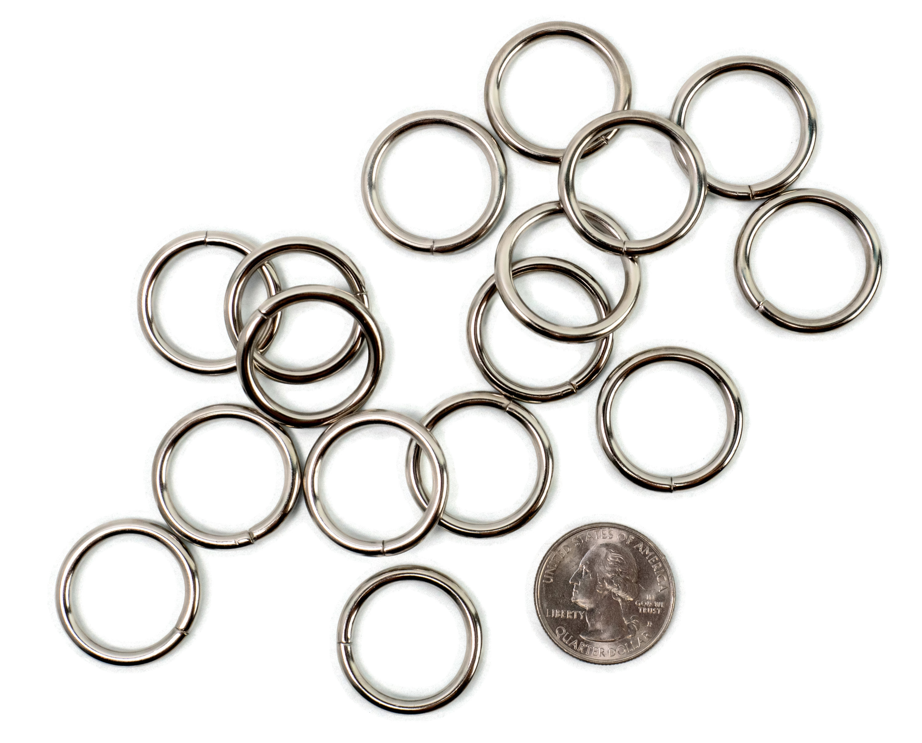 Stainless Steel - 19 mm O Ring