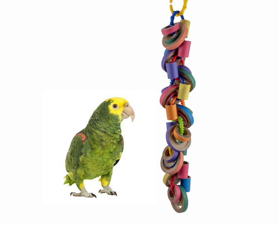 The Babysitter III - Large Parrot Toy