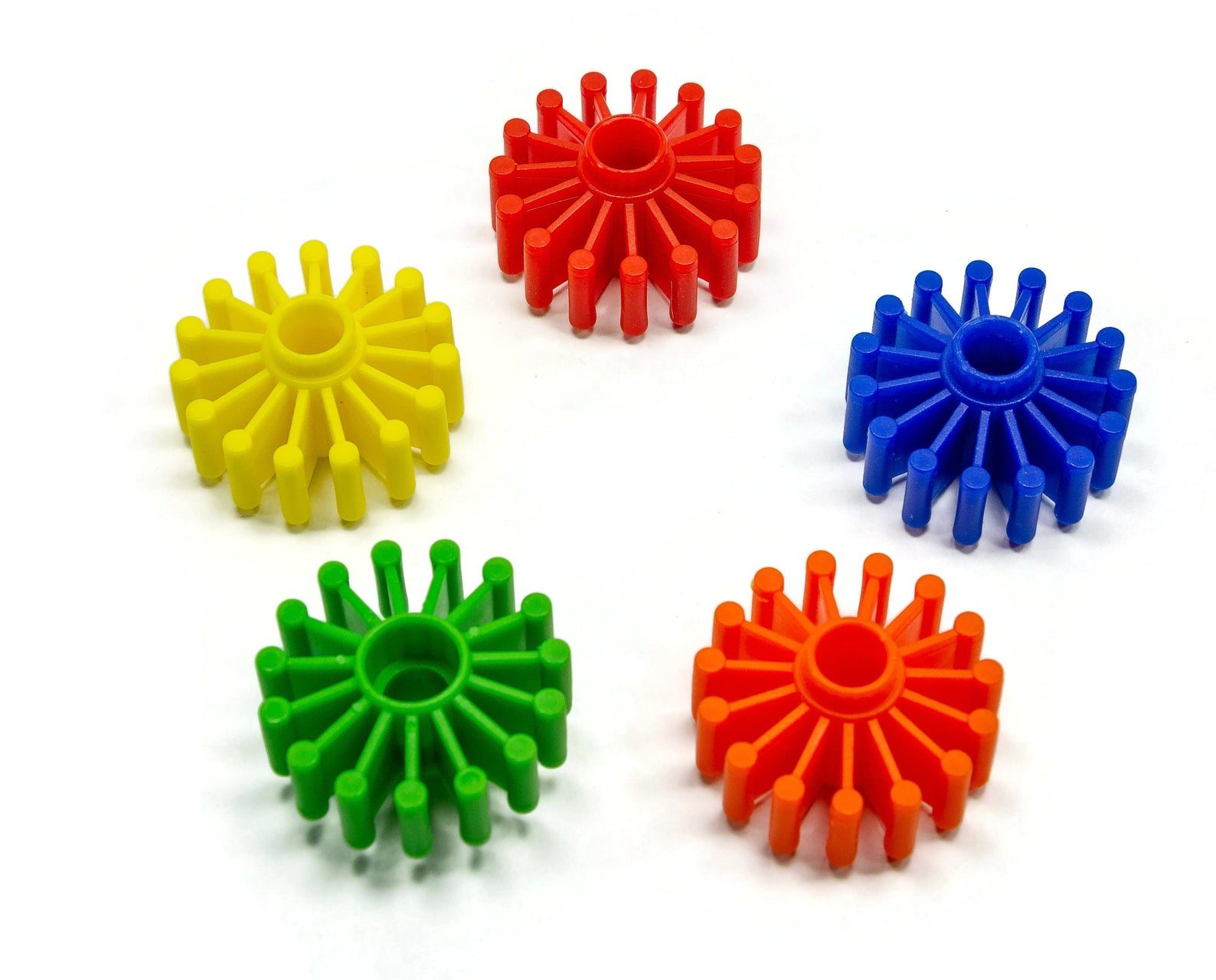 Large Gears - Bird Toy Part