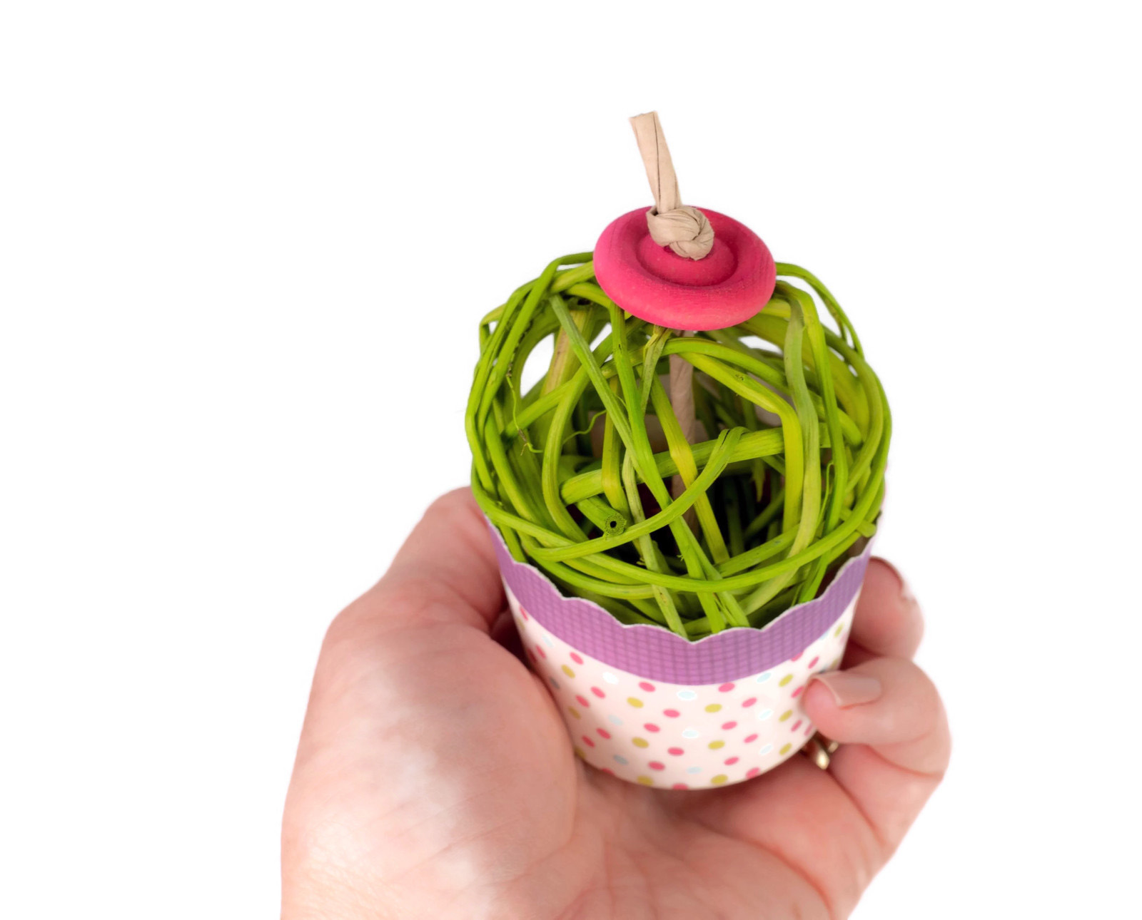Cupcake Fun - Chew toy for Small Animals