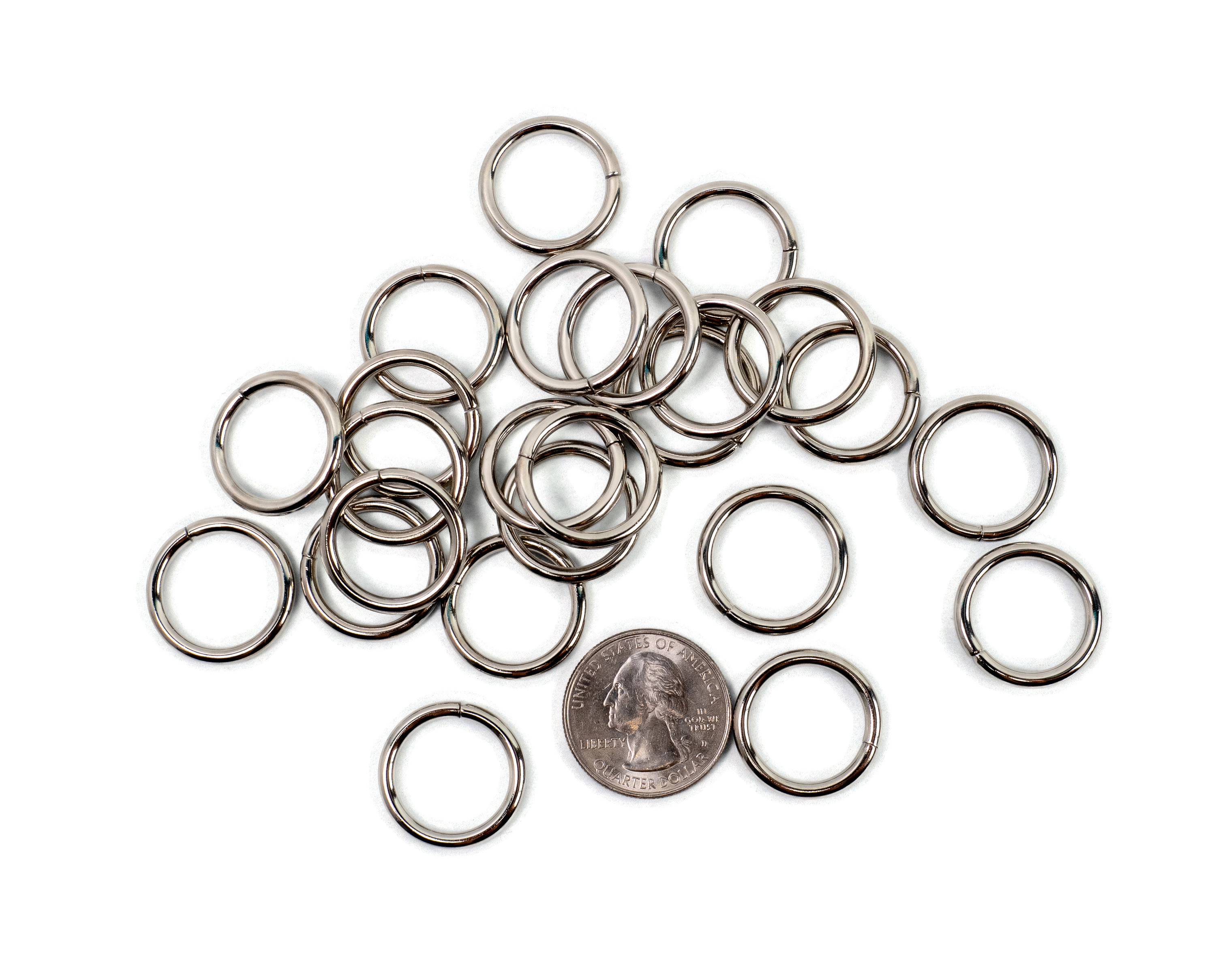 Stainless Steel - 16 mm O Ring