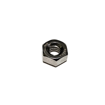 Stainless Steel Hex Nut - 1/4