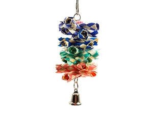 Mini Crunch It - Small Bird Toy