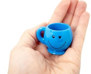 Mini Smile Cups - Bird Toy Part - New