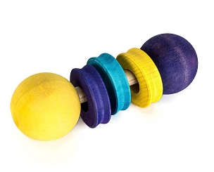 Shake it Up Rattle - Perfect for Rabbits and Guinea Pigs
