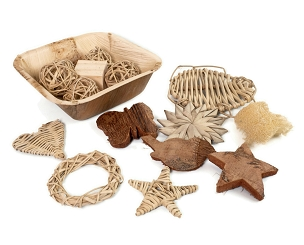 Natural Treasures - Loved by Hamsters, Mice, Gerbils, Rats, Guinea Pigs and Birds